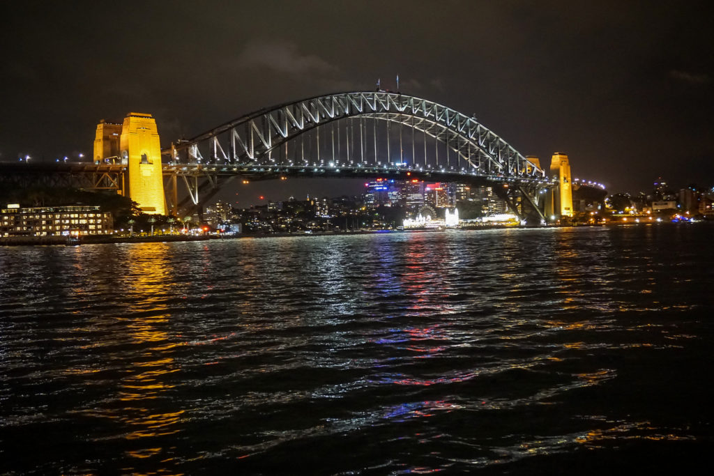 Sydney Harbour Bridge Harbor Australia